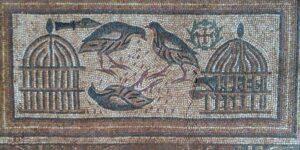 فن الفسيفساء