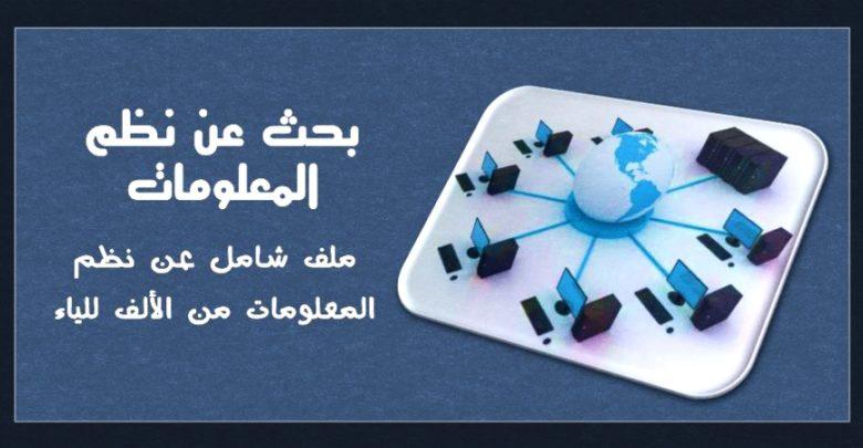 نظم المعلومات